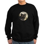 Bobcat in Brush Sweatshirt (dark)