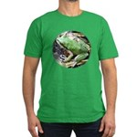 Pacific Chorus Frog Treefrog Men's Fitted T-Shirt