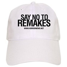 Horrornews.net Say no to remakes Baseball Cap