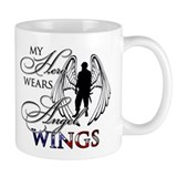 For Dora My Step-Son - My Hero Coffee Mug