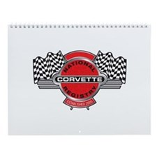 National Corvette Registry Wall Calendar