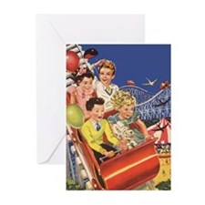 YesterdayCafe Greeting Cards (Pk of 10)