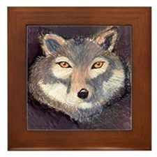 Cute Cub scouts Framed Tile