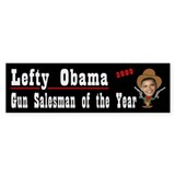 Lefty Obama - Gun Salesman of the Year