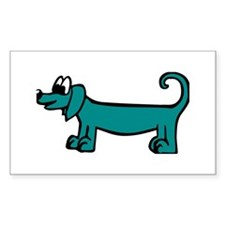 Dachshund - Dog Decal