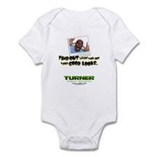 Turner Family Good Looks Onesie