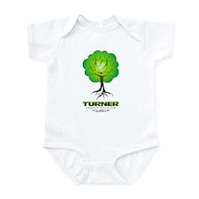 Turner Family Tree Onesie