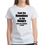 Feed The Homeless Tee