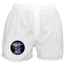 Shavuot Ten Laws Boxer Shorts