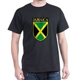 Cute Flag of jamaica T-Shirt