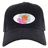 Surfer Girl Baseball Hat