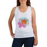 Surfer Girl Women's Tank Top