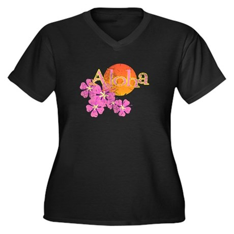 hawaiisunscratch Plus Size T-Shirt