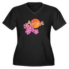 hawaiisunscratch Plus Size T-Shirt