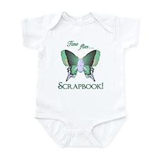 Time Flies Infant Bodysuit