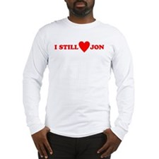 Unique Jonathan Long Sleeve T-Shirt
