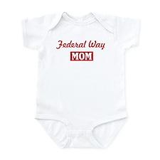 Federal Way Mom Infant Bodysuit