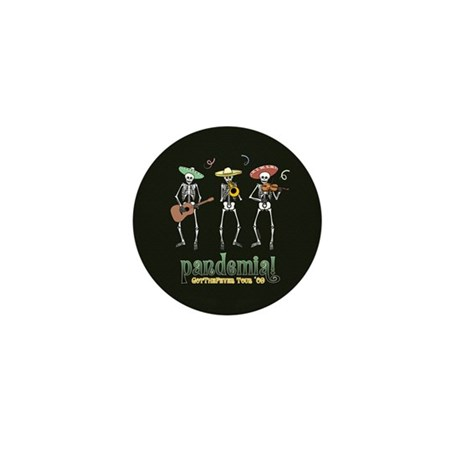 Pandemia! Mini Button (100 pack)
