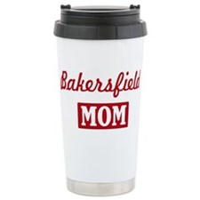 Bakersfield Mom Ceramic Travel Mug