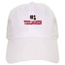 Number 1 TOOLMAKER Baseball Cap