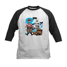 Pirate's Life 7th Birthday Tee