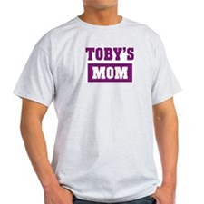 Tobys Mom T-Shirt