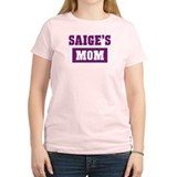 Saiges Mom T-Shirt