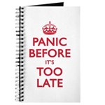 Panic Soon Journal