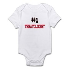 Number 1 TERATOLOGIST Infant Bodysuit