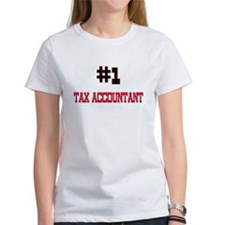 Number 1 TAX ACCOUNTANT Tee