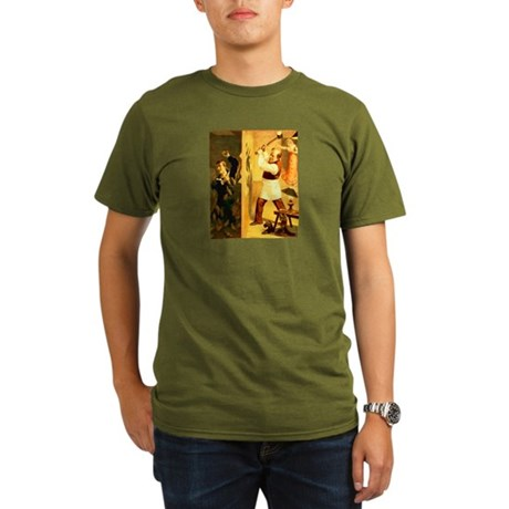 The Highbinders' Rat Pit Organic Men's T-Shirt (da