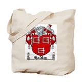 Hadley Coat of Arms Tote Bag