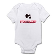 Number 1 STOMATOLOGIST Infant Bodysuit