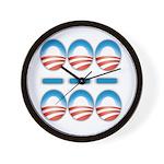 SOS Wall Clock