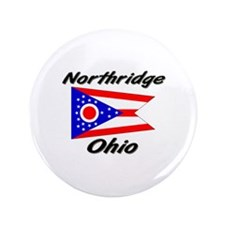 "Northridge Ohio 3.5"" Button"