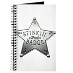 The Stinkin Badge Journal