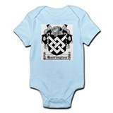 Harrington Coat of Arms Infant Creeper