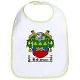 Heffernan Coat of Arms Bib