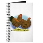 GL Wyandotte Rooster and Hen Journal
