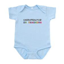 Chiropractor In Training Onesie
