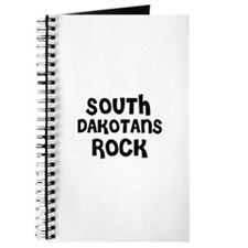SOUTH DAKOTANS ROCK Journal