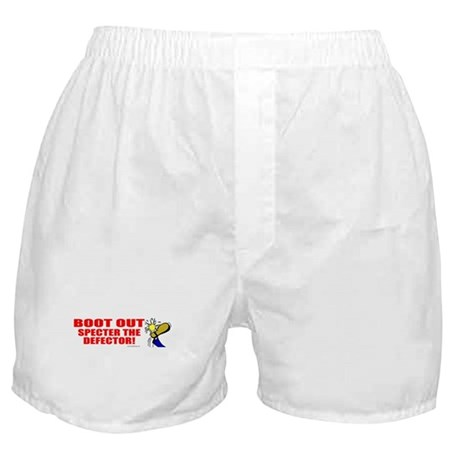 Boot Specter The Defector Boxer Shorts