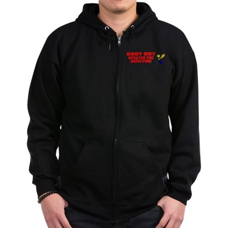 Boot Specter The Defector Zip Hoodie (dark)