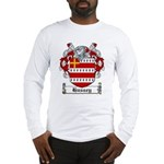 Hussey Coat of Arms Long Sleeve T-Shirt