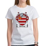 Hussey Coat of Arms Women's T-Shirt