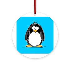 Penguin Keepsake (Round)