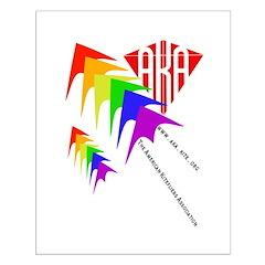 AKA Sport Kite Stacks Posters