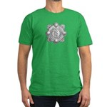 Ireland Police Men's Fitted T-Shirt (dark)