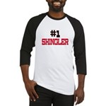 Number 1 SHINGLER Baseball Jersey