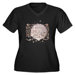 Twilight is love Organic Women's Fitted T-Shirt